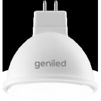 Светодиодная лампа Geniled GU5.3 MR16 8W 2700К