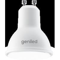 Светодиодная лампа Geniled GU10 MR16 8W 2700К