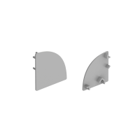 Заглушка для профиля Geniled 12050 левая