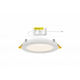 Встраиваемый влагозащищенный светодиодный светильник Geniled Сейлинг 10Вт 2700K IP54