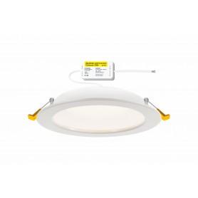 Встраиваемый влагозащищенный светодиодный светильник Geniled Сейлинг 20Вт 2700K IP54