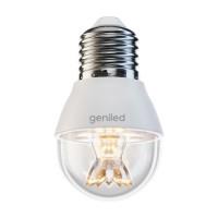 Светодиодная лампа Geniled E27 G45 8W 4200К линза