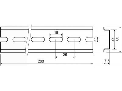 Как правильно использовать DIN рейку?