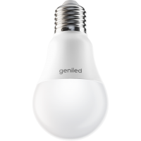 Светодиодная лампа Geniled E27 А60 10Вт 2700К