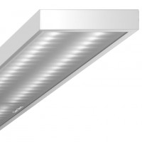 Светодиодный светильник Geniled ЛПО 1200х180 5000К 50W IP54 Микропризма