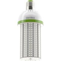 Светодиодная лампа Geniled СДЛ-КС 30W Е27 с переходником на E40