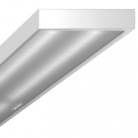 Светодиодный светильник Geniled ЛПО 1200х180 5000К 40W IP54 Опал