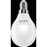 Светодиодная лампа Geniled E14 G45 6W 2700К матовая