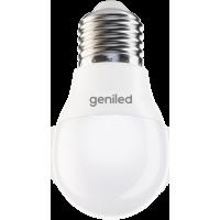 Светодиодная лампа Geniled Е27 G45 6Вт 4200K матовая