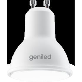 Светодиодная лампа Geniled GU10 MR16 8Вт 2700К
