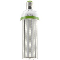 Светодиодная лампа Geniled СДЛ-КС 60W Е27 с переходником на E40