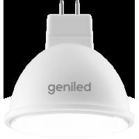 Светодиодная лампа Geniled GU5.3 MR16 6Вт 2700К