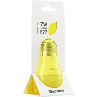 Светодиодная лампа Geniled E27 G45 7W 2700К матовая