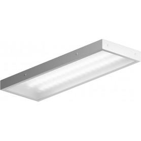 Светодиодный светильник Geniled Офис 595х200 30Вт 5000К Микропризма