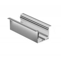 Профиль для светодиодной ленты Geniled врезной 50×32×2000 М34