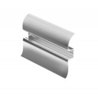 Профиль для светодиодной ленты Geniled плинтус 50×16×2000 М16