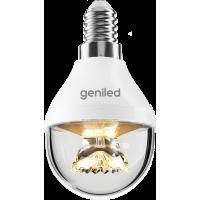 Светодиодная лампа Geniled Е14 G45 8Вт 2700K линза