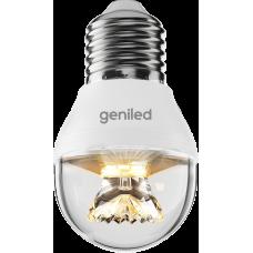 Светодиодная лампа Geniled Е27 G45 8Вт 4200K линза