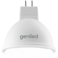Светодиодная лампа Geniled GU5.3 MR16 8Вт 4200К