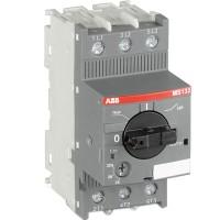 Автоматический выключатель abb MS116- 6.3 50 кА