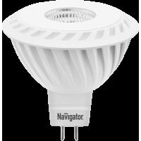 Лампа Navigator 94 351 NLL-MR16-7-230-4K-GU5.3-60D