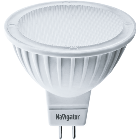 Лампа Navigator 94 381 NLL-MR16-3-230-6.5K-GU5.3