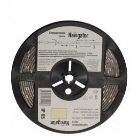 СД Лента Navigator 71 426 NLS-5050WW60-14.4-IP20-12V R5