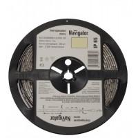 СД Лента Navigator 71 411 NLS-3528WW120-9.6-IP65-12V R5