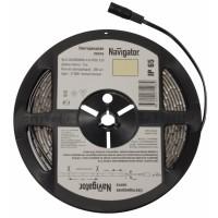 СД Лента Navigator 71 406 NLS-3528R60-4.8-IP65-12V R5