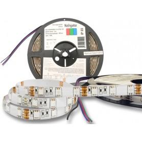 СД Лента Navigator 71 429 NLS-5050RGB60-14.4-IP65-12V R5