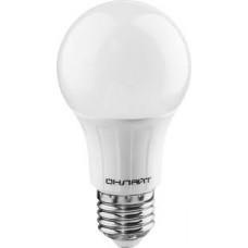 Лампа светодиодная 10 Вт 230В Е27 колба А60, композит, тёплый белый 71 649