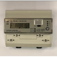 Счетчик трехфазный ЛЕ 3D1 1.0A E4 S 22 5(60)A 3-фаз многотарифный