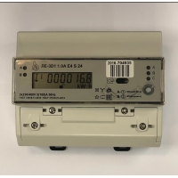 Счетчик ЛЕ 3D1 1.0A E4 SM 24 5(100)А 3-фаз многотарифный