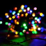 Гирлянды. Праздничное освещение