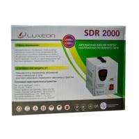 Стабилизатор напряжения однофазный релейного типа SOLPI-M SDR-2000 ВА