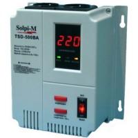 Стабилизатор напряжения однофазный 500 ВА, Uвх=(160-260 В), точность+-5%