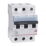 Автоматические выключатели Legrand серия TX3 на токи 1-63А 6кА