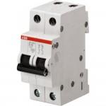 Aвтoматические выключатели ABB cерия SH200L на токи 6-40А 4,5кА