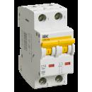 Автоматические выключатели IEK серия ВА 47-60 на токи 1-63А 6кА