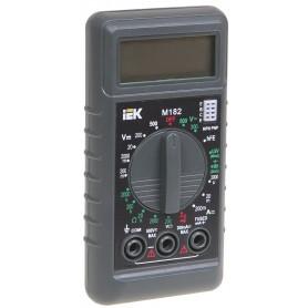 Мультиметр цифровой Compact M182