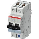 Автоматические выключатели ABB cерия S400 MC  на токи 0,5-63А 10кА