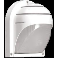 Светильник НПП2501 белый/ресничка 60Вт IP54 ИЭК