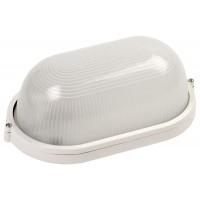 Светильник НПП1201 белый/овал 100Вт IP54 ИЭК