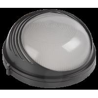 Светильник НПП1307 белый/круг ресничка 60Вт IP54 ИЭК