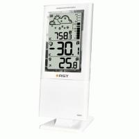 Станция цифровая барометрическая (термометр, барометр, индик.сост.батареи) цвет белый