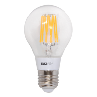 Лампа светодиодная 8 Вт 230В Е27 колба А60 OMNI, тёплый белый