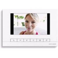 Устройство абонентское переговорное, с дисплеем 7'', цвет белый матовый