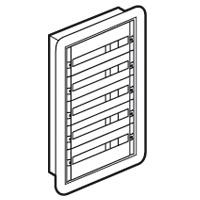 Шкаф встраиваемый 5реек/120модулей серия XL3 160