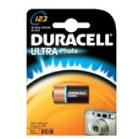 Батарейка Ultra, для фотоаппаратов, 3V,123