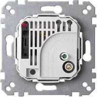 Механизм терморегулятора с выключателем